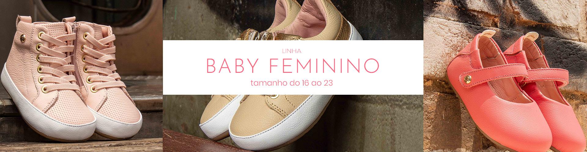 Baby Feminino